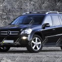 Внедорожник Mercedes Benz GL